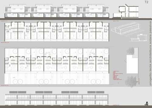 Armando di maio antonio nardozzi progetto tecla for Progettazione passiva della cabina solare