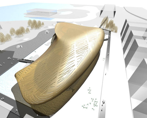 WITKOWSKI F. Boguslaw, Town Planning Design & Architecture - Witkowski — New Silk Road Cultural Park