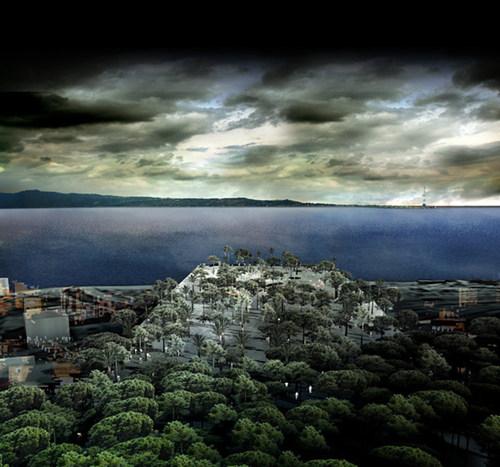 Modostudio, 5+1AA Alfonso Femia Gianluca Peluffo, Rudy Ricciotti, O+A   Ori Arienti srl - Paesaggio e Architettura — Regium Vertigo