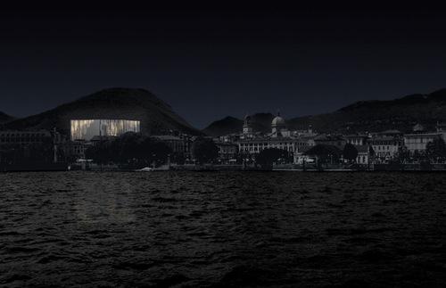 mdu Architetti, Cristiano Cosi, Michele Fiesoli — Un Sipario Nel Paesaggio