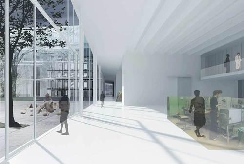 PAG Pracownia Architektury Głowacki — Rozbudowy Asp We Wroclawiu Centrum Sztuk Uzytkowych Centrum Innowacyjnosci