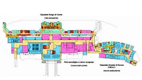 Buonomo Veglia srl — Ospedale Amedeo Di Savoia