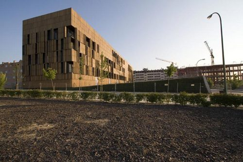FOA | Alejandro Zaera-Polo & Farshid Moussavi — Carabanchel Housing