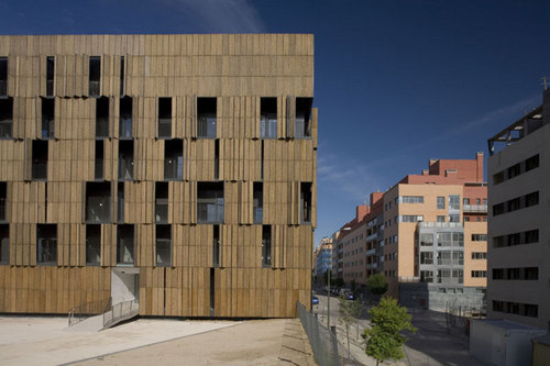 Foreign Office Architects — Carabanchel Housing