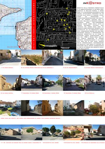 """Rocco Frontera — """"Idealmente"""" concorso di idee per la valorizzazione della Vallata del Gallico (RC)"""