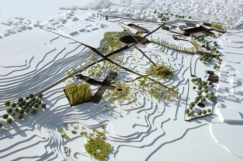 2xlrm Architetti Associati, NAUTA architecture & research - Maurizio Scarciglia — el parque de epicuro