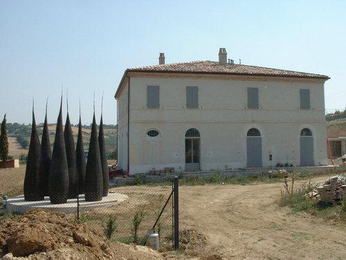 Stefano bernardi architetto restauro e risanamento for Piani di una casa colonica