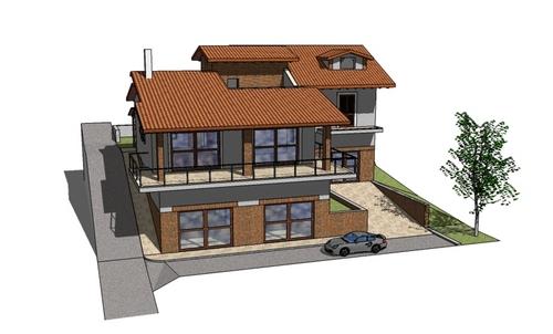 Arch fabio petrucci progetto per la costruzione di una for Elenco per la costruzione di una casa