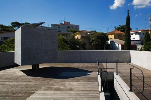 Mmbb Arquitetos — Vila Romana Residence