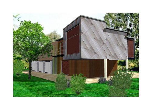 Emfarchitectural — Maison à Montepilloy (Oise)
