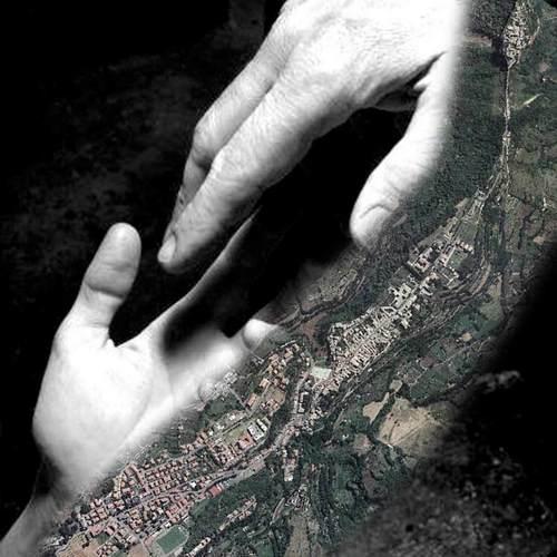 Giuseppe Vaccaro, Innocenzo Bortone, Giovanni Meo, Marco Maione — Riqualificazione dell'accesso all'abitato di Civita di Bagnoregio