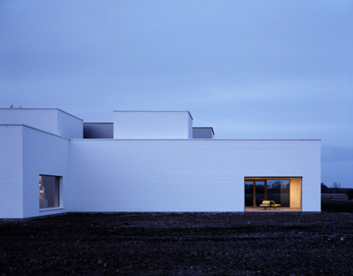 Tony Fretton Architects — Fuglsang Kunstmuseum