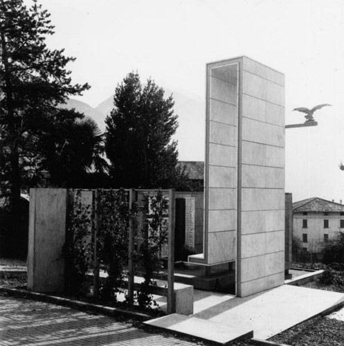Marco Pusterla — Monumento commemorativo