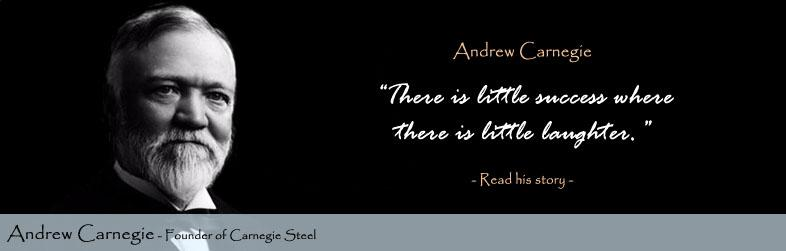 Andrew Carnegie, Carnegie Steel