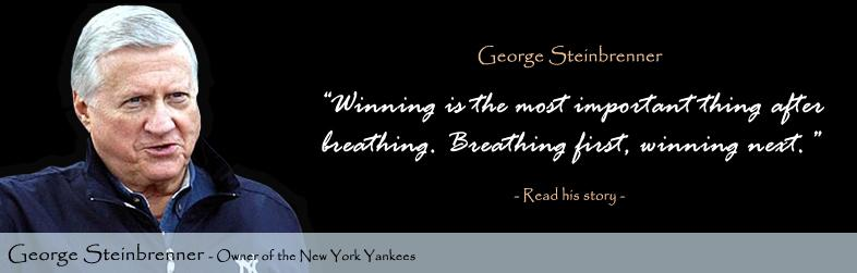 George Steinbrenner Quote