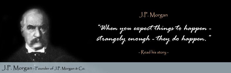 J.P. Morgan Quote