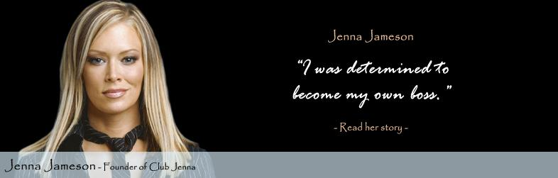 Jenna Jameson Quote