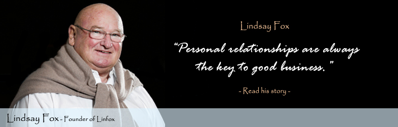 Lindsay Fox Quote