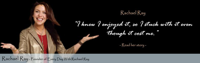Rachael Ray Quote