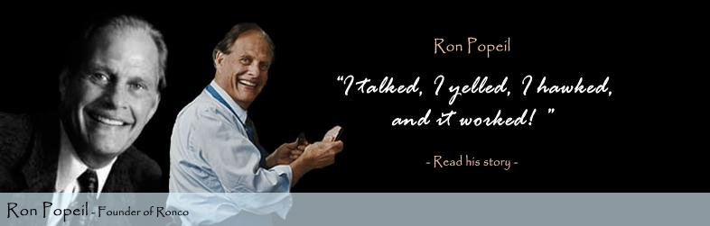 Ron Popeil Quote