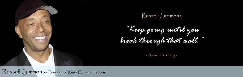 Russell Simmons Quote