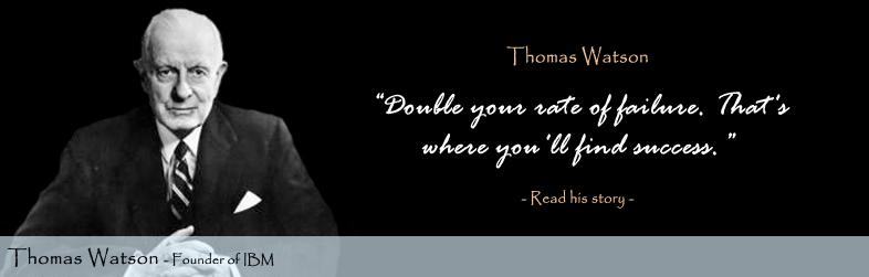 Ibm Quote Cool Thomas Watson Quotesthomas Watson Sr.