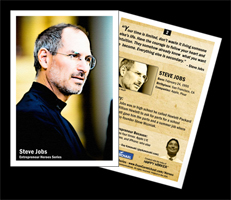 Entrepreneur Heroes Trading Cards