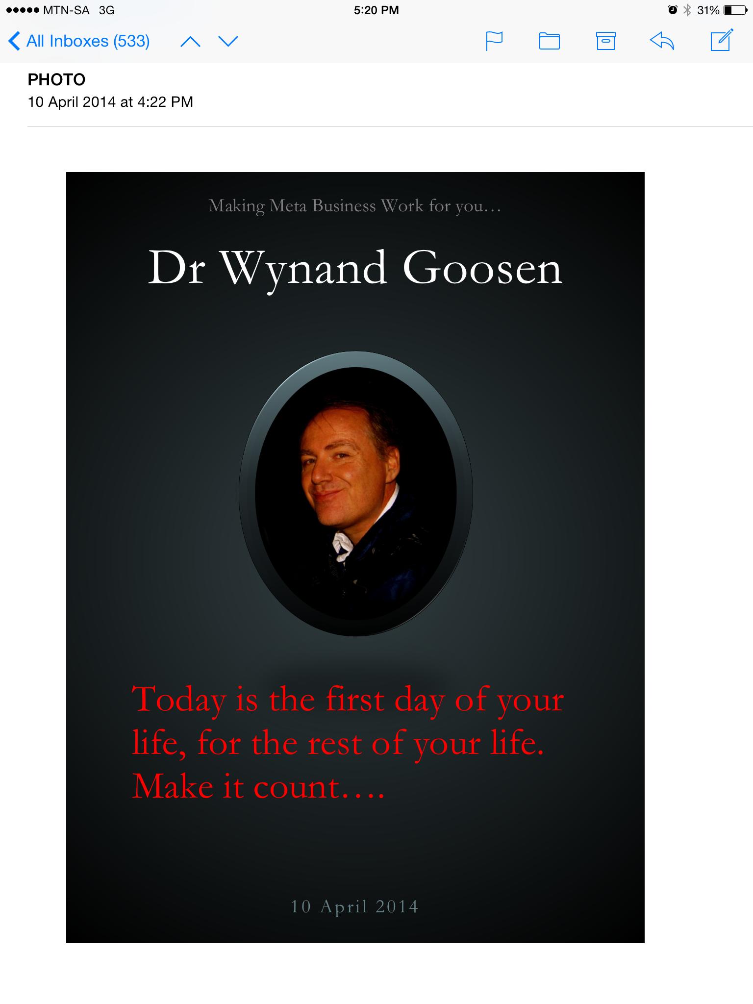 Wynand Goosen