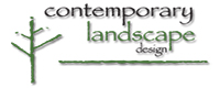 Website for Contemporary Landscape Design