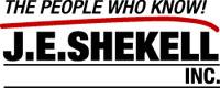 Website for J. E. Shekell, Inc.