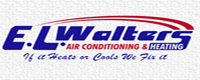 Website for E. L. Walters Air Conditioning & Heating, Inc.