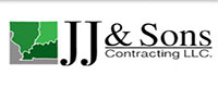 Website for JJ & Sons Contracting, LLC