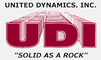 Website for United Dynamics, Inc.