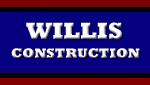 Website for Willis Construction, LLC