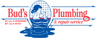 Website for Bud's Plumbing, Inc.