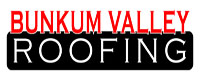 Website for Bunkum Valley Roofing LLC