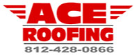 Website for Ace Roofing
