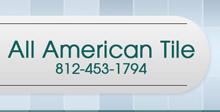 Website for All American Tile