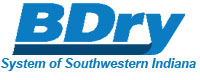 Website for B-Dry System Of SW Indiana