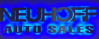 Website for Neuhoff Auto
