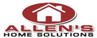 Website for Allen's Home Solutions, LLC