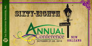 TEI's 68th Annual Conference
