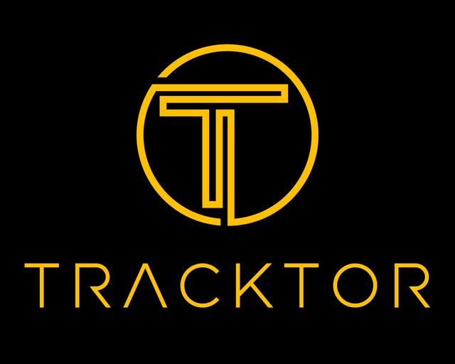 Tracktor logo rectangle