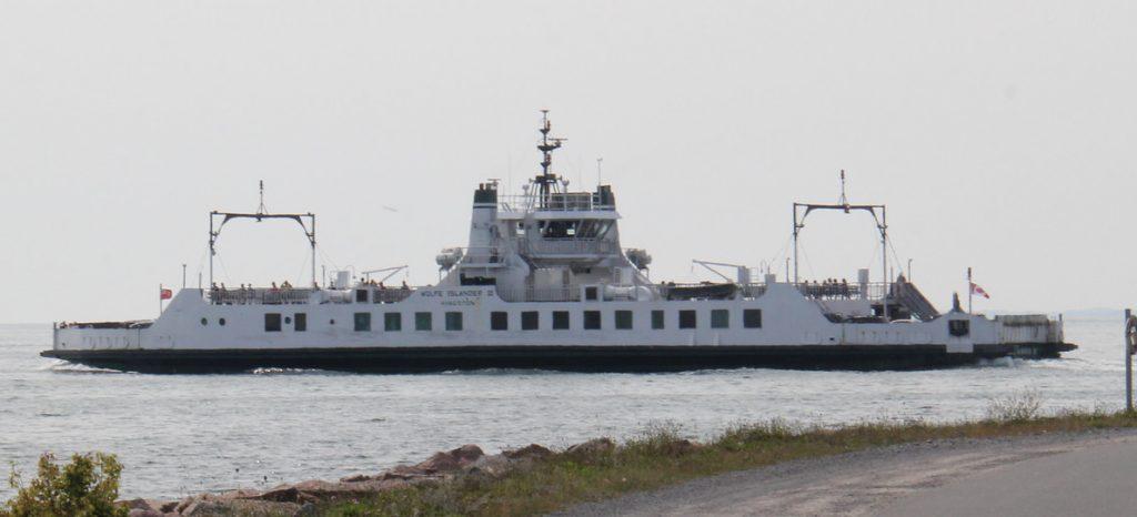 Wolfe Islander Ferry
