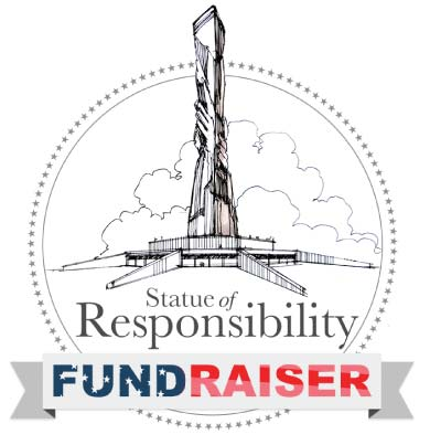Statue of Responsibility Fundraiser