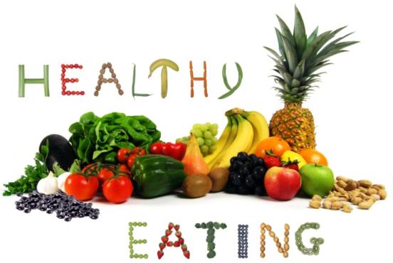 Aa healthy eating