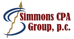Simmons cpa group logo