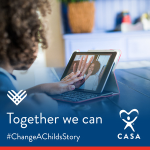 Casa gal year end campaign social day of giving tuesday casa instagram a