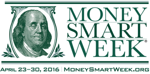 Money smart week 2016 logo