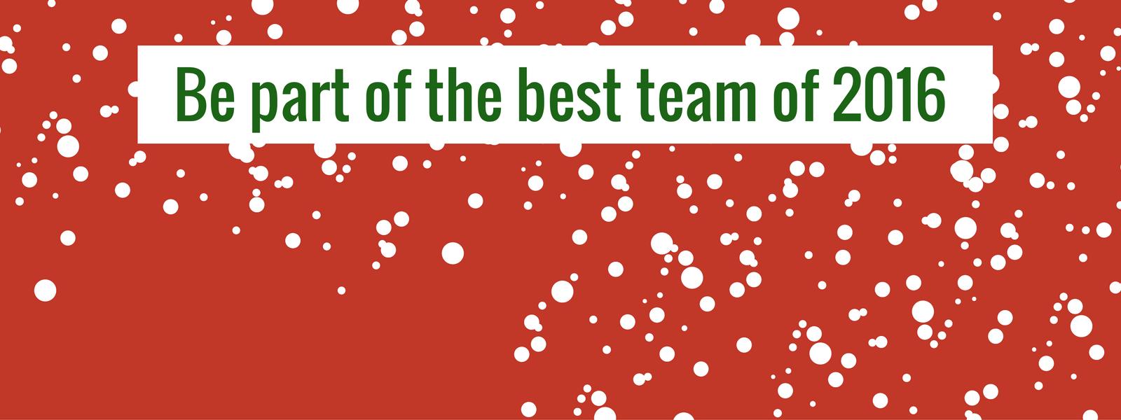 Team Santa 2016